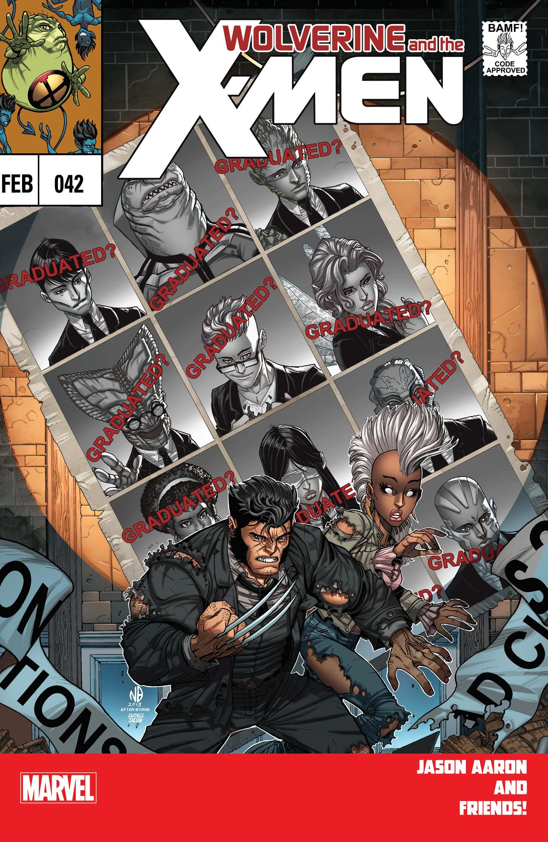 Wolverine & the X-Men (2011) #42