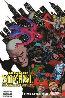 Doctor Strange and the Sorcerers Supreme Vol. 2: Time after Time (Trade Paperback)