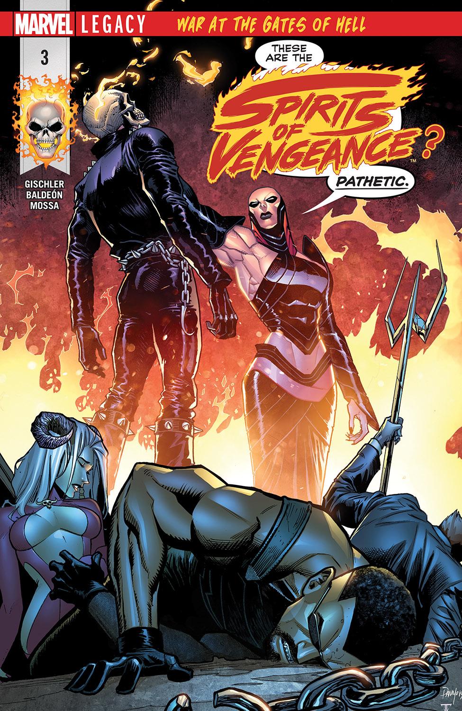 Spirits of Vengeance (2017) #3