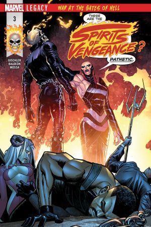 Spirits of Vengeance (2017) #3