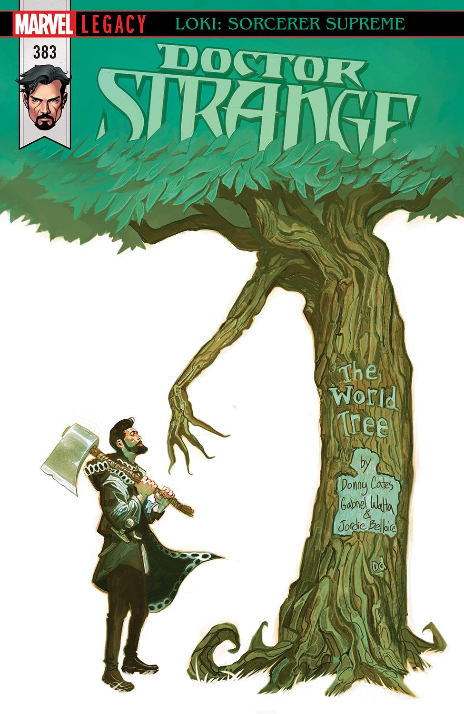 Doctor Strange (2015) #383