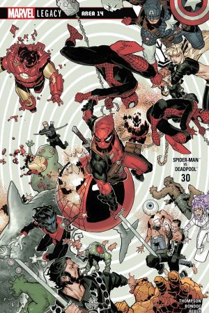 Spider-Man/Deadpool (2016) #30