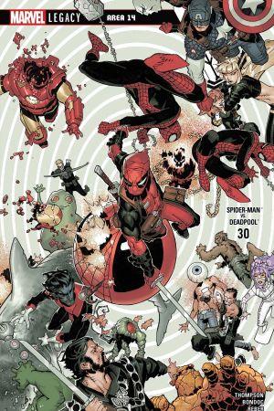 Spider-Man/Deadpool #30