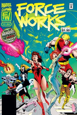 Force Works (1994) #13