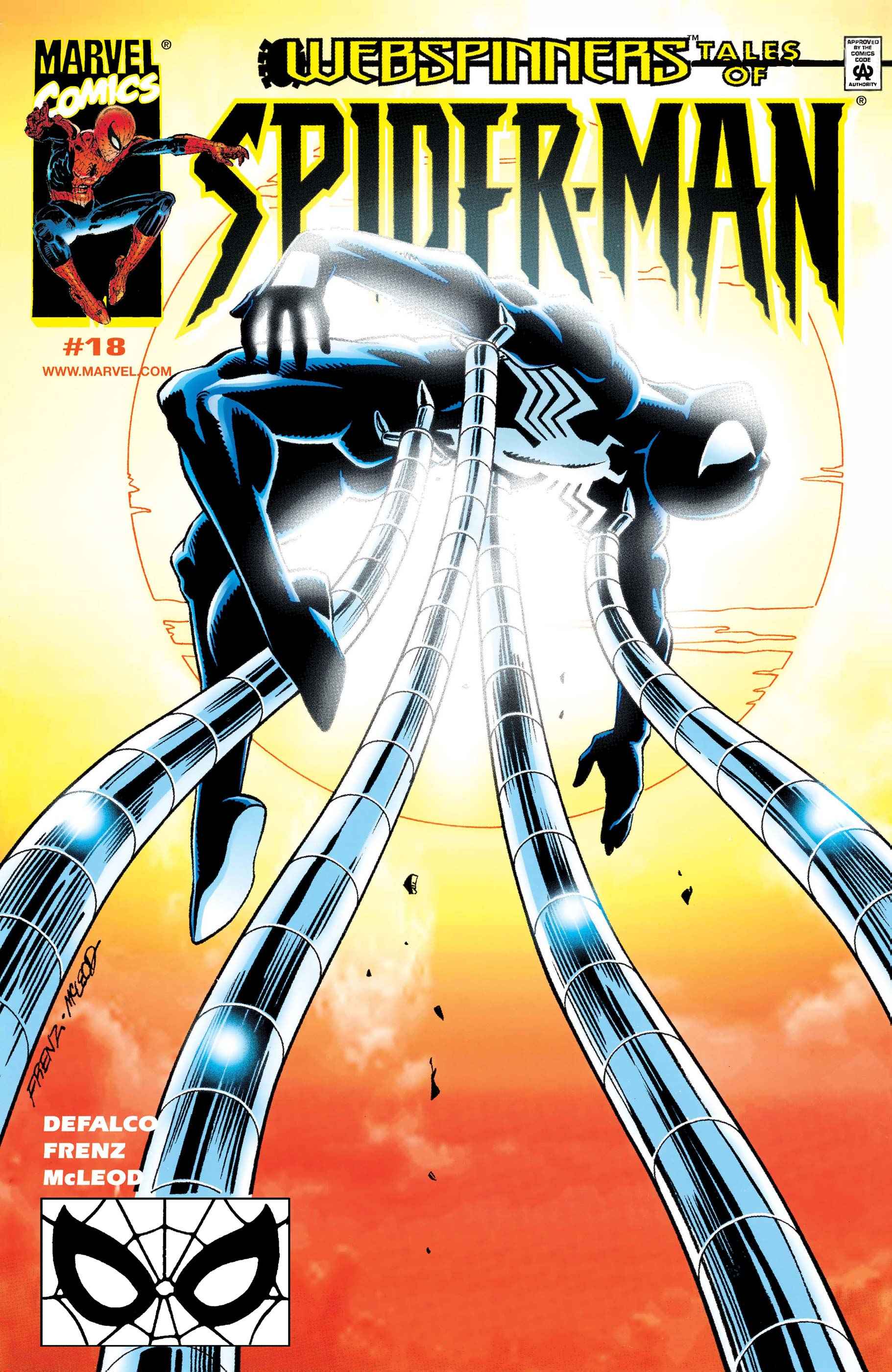 Webspinners: Tales of Spider-Man (1999) #18