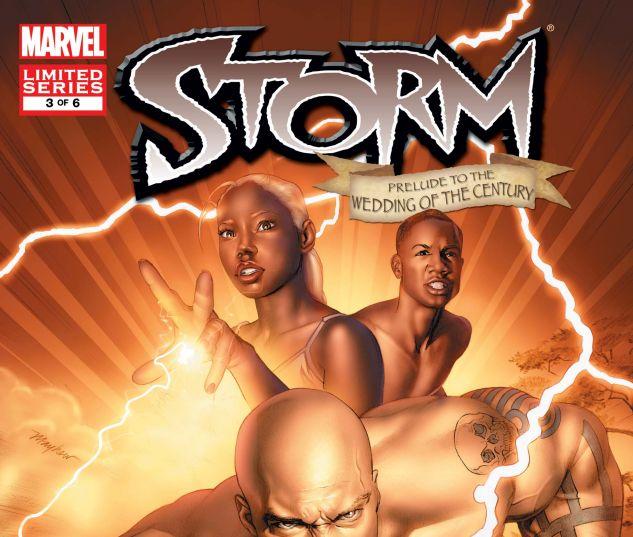 STORM (2006) #3