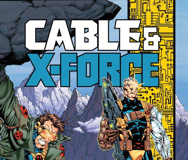 CABLE & X-FORCE OMNIBUS HC #1