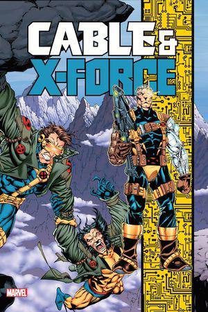 Cable & X-Force Omnibus (Hardcover)