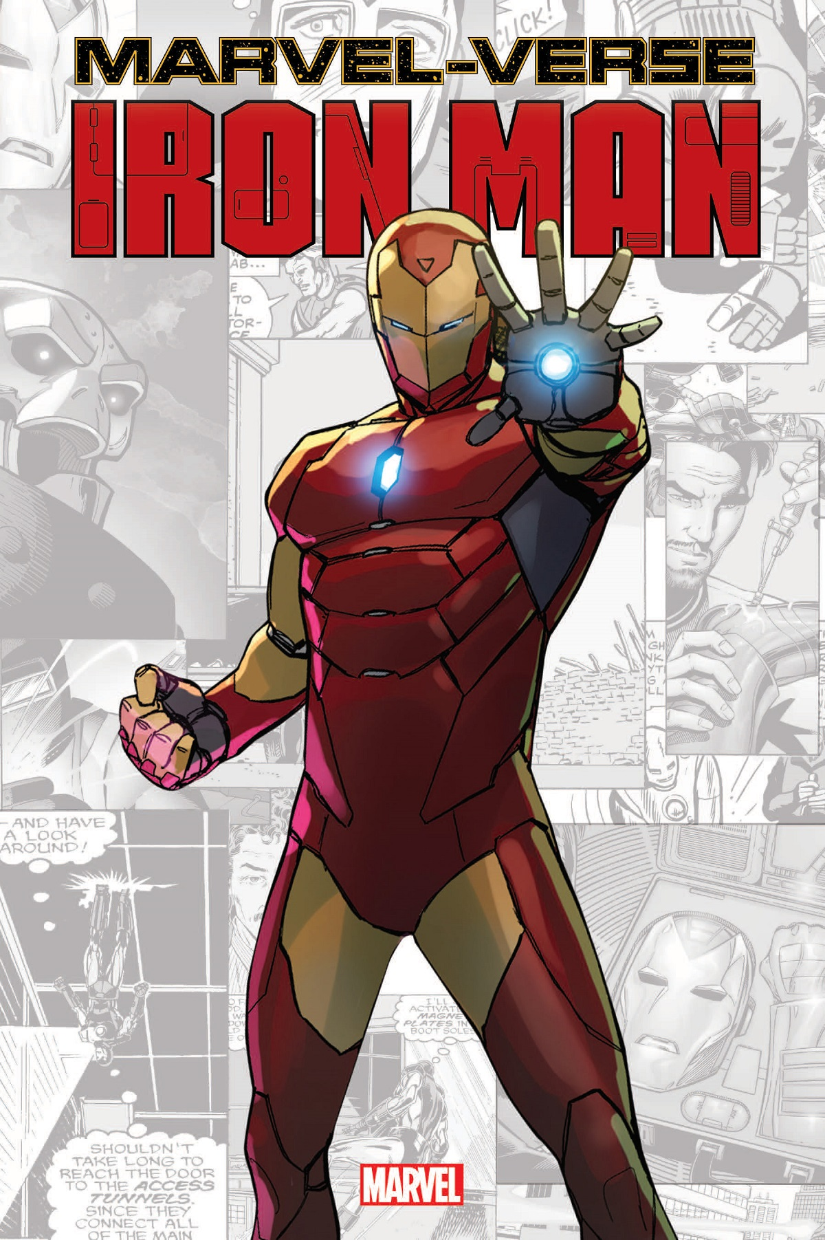 Marvel-Verse: Iron Man (Trade Paperback)