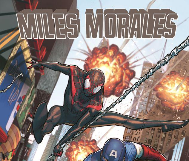 MILES MORALES: WITH GREAT POWER GN-TPB #0