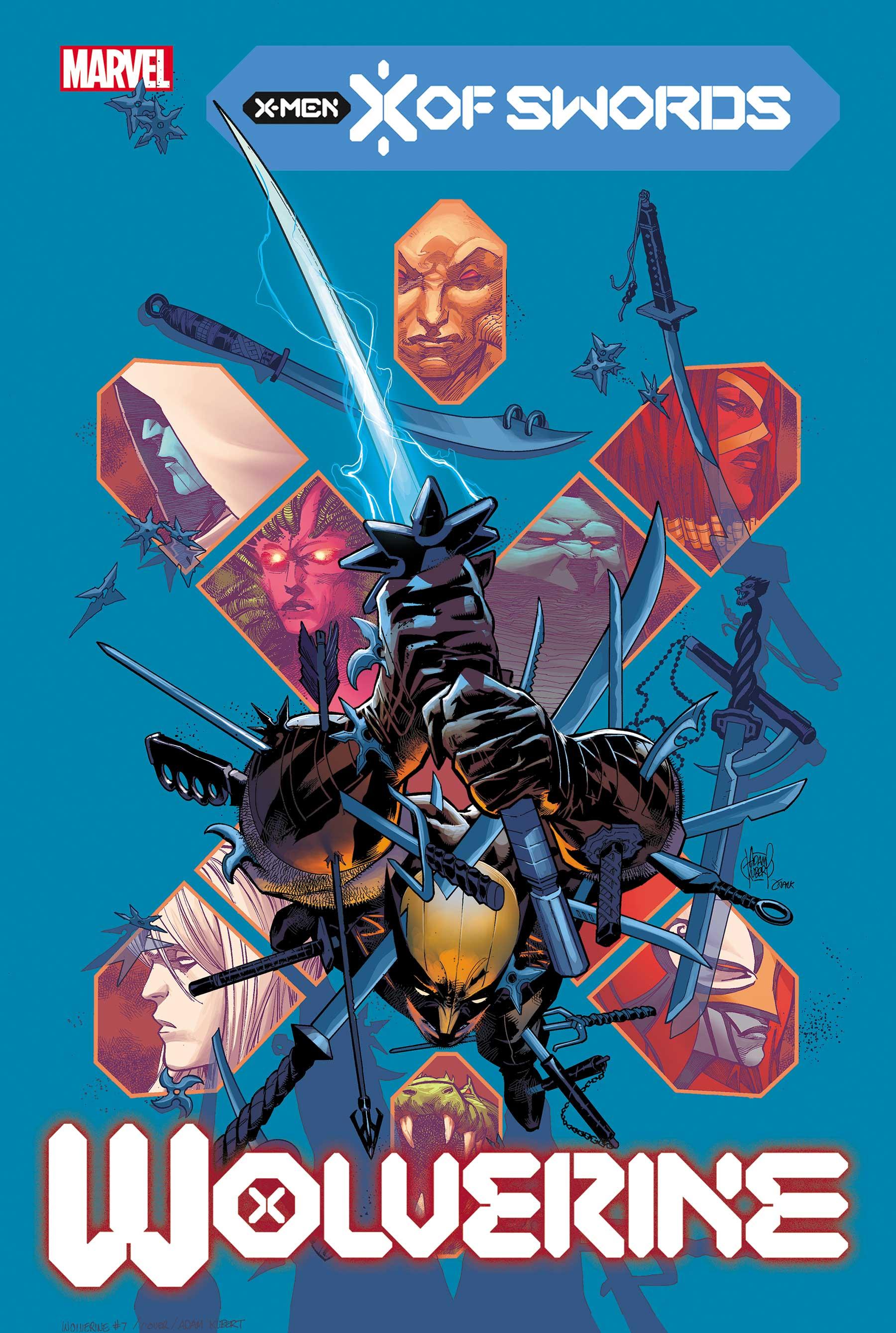 Wolverine (2020) #7