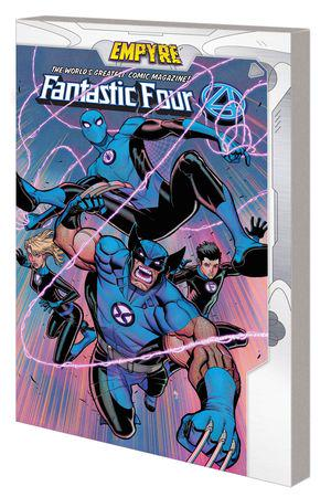 FANTASTIC FOUR VOL. 6: EMPYRE TPB (Trade Paperback)