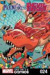 Moon Girl and Devil Dinosaur Infinite Comic (2019) #24