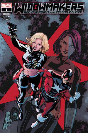 Widowmakers: Red Guardian and Yelena Belova (2020) #1
