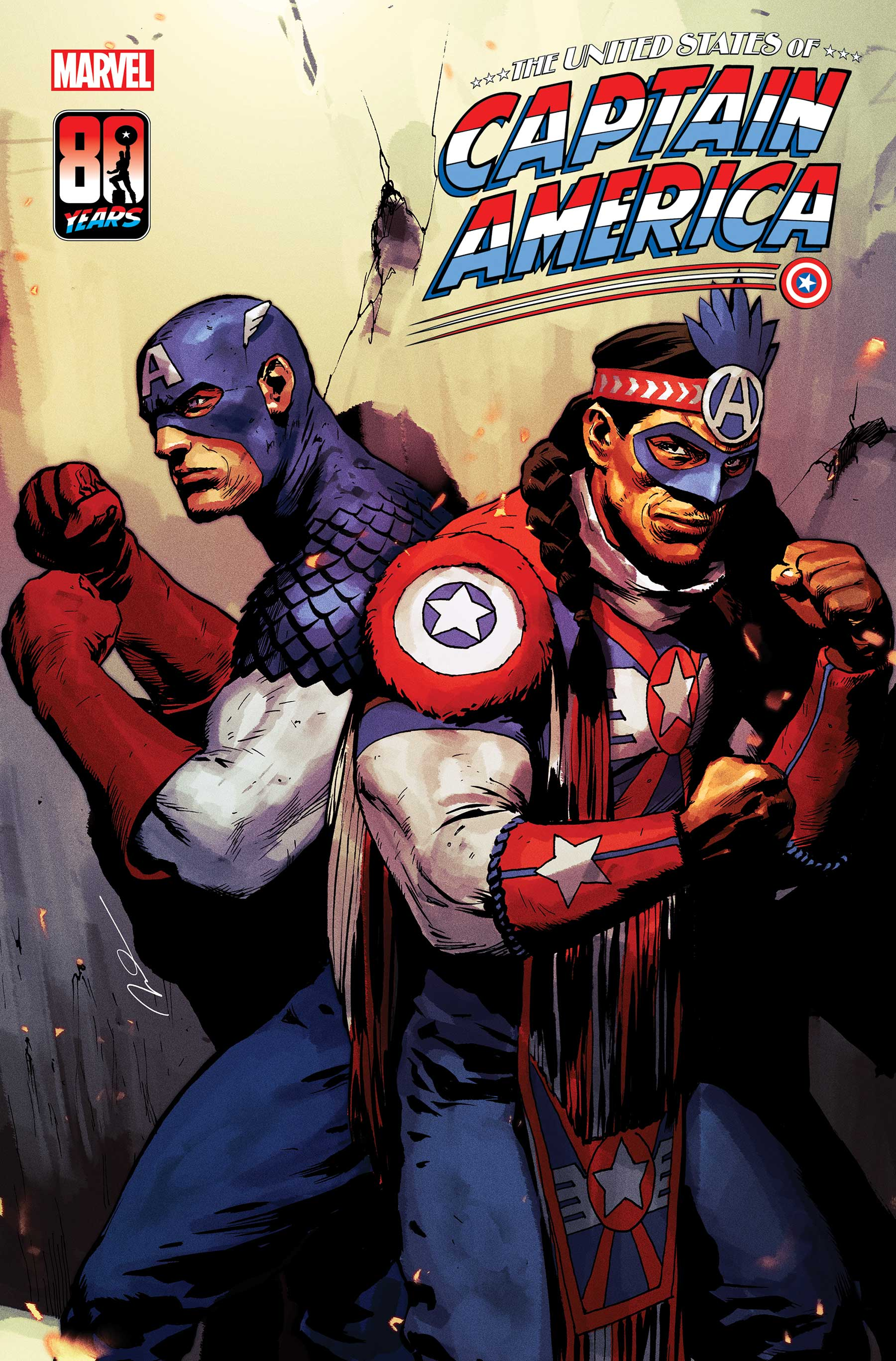 The United States of Captain America (2021) #3