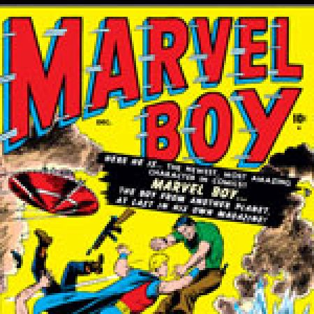 Marvel Boy (1950 - 1951)