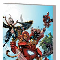 Marvel Adventures the Avengers Vol. 10: Invasion Digest