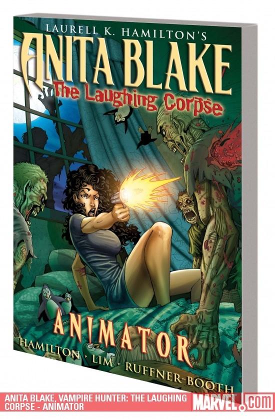 Anita Blake, Vampire Hunter: The Laughing Corpse Book 1 - Animator (Trade Paperback)
