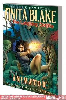 Anita Blake, Vampire Hunter: The Laughing Corpse Book 1 - Animator (Trade Paperback)