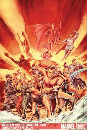 Marvel Mystery Handbook: 70th Anniversary Special #1