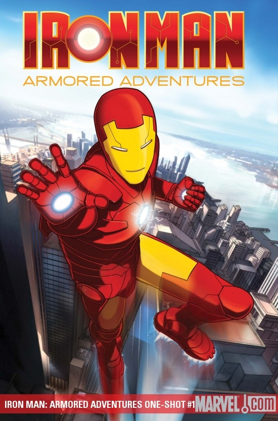 Iron Man Armored Adventures: Heart of a Hero (2009) #1