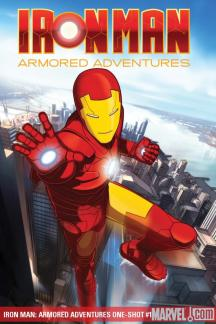 Iron Man Armored Adventures: Heart of a Hero #1