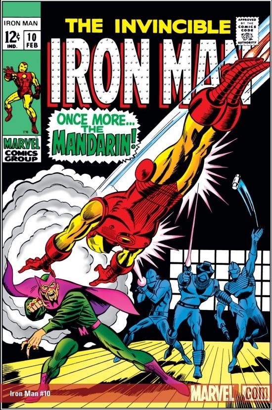 Iron Man (1968) #10