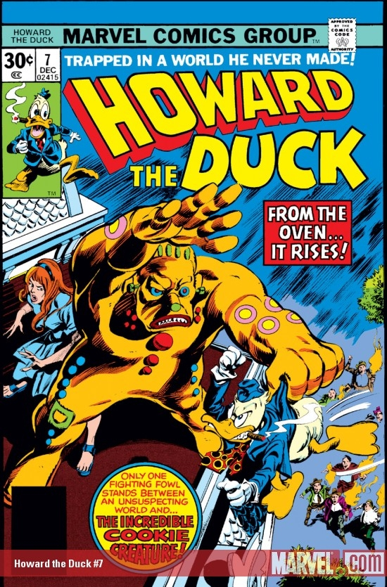 Howard the Duck (1976) #7