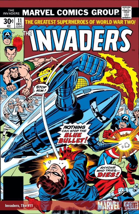 Invaders (1975) #11