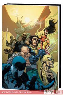 New Avengers Vol. 3 (Hardcover)