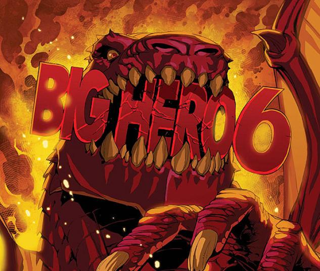 BIG HERO 6 #5