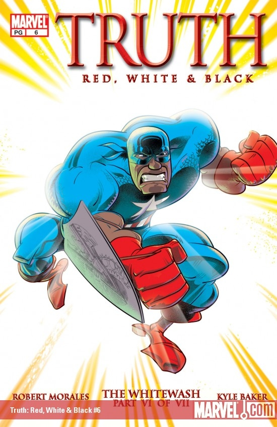 Truth: Red, White & Black (2003) #6