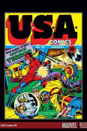 USA Comics #3