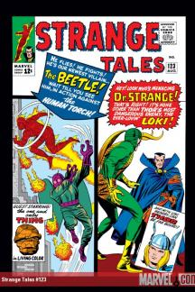 Strange Tales #123