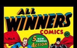 All-Winners Comics #1