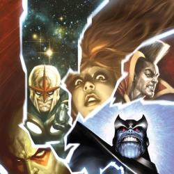 Thanos Sourcebook (2010) #1