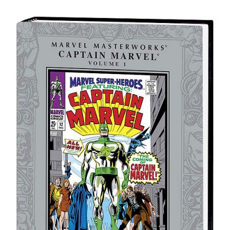 MARVEL MASTERWORKS: CAPTAIN MARVEL VOL. 1 #0
