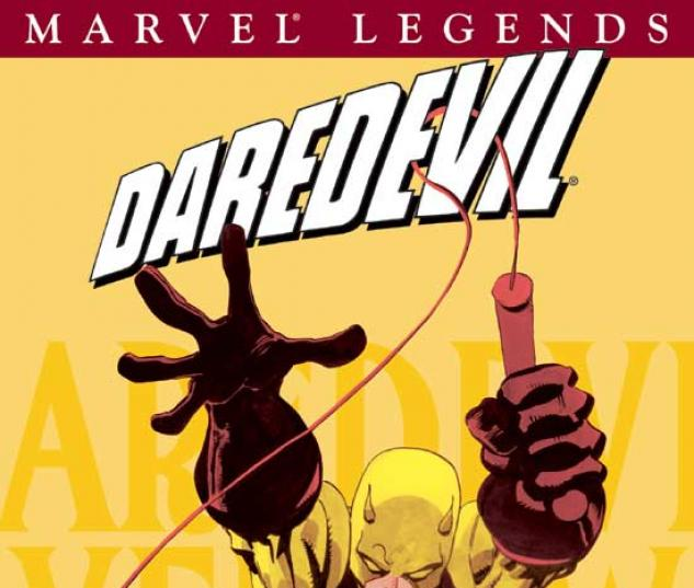 DAREDEVIL LEGENDS VOL. I: DAREDEVIL: YELLOW TPB COVER