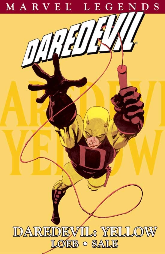Daredevil Legends Vol. I: Daredevil: Yellow (Trade Paperback)