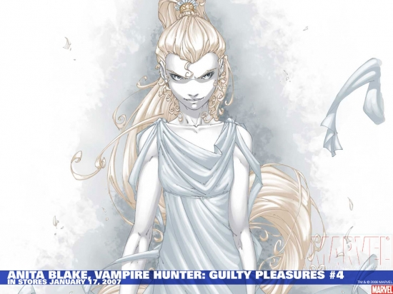 Anita Blake, Vampire Hunter: Guilty Pleasures (2006) #4 Wallpaper