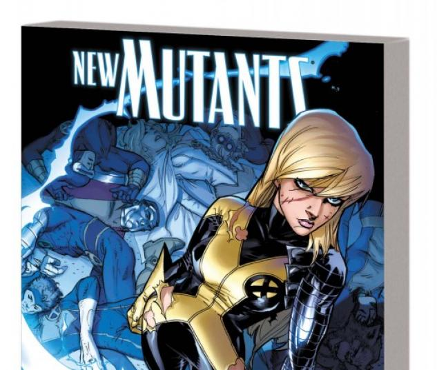 New Mutants Vol. 2: Necrosha (Trade Paperback)