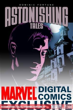 Astonishing Tales: Dominic Fortune (2009) #2