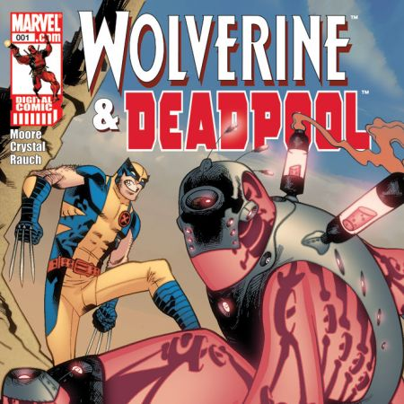 Wolverine/Deadpool: The Decoy #1