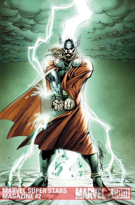 Marvel Super Stars Magazine (2011) #2