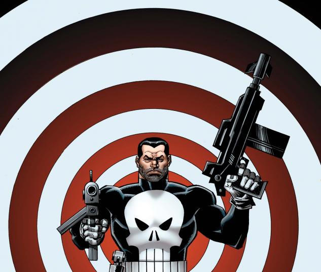 The Punisher #1 Buscema Variant Cover