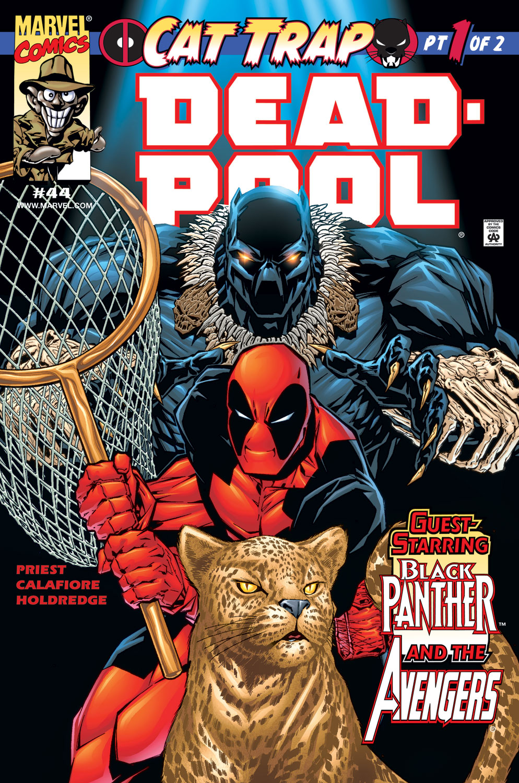 Deadpool (1997) #44