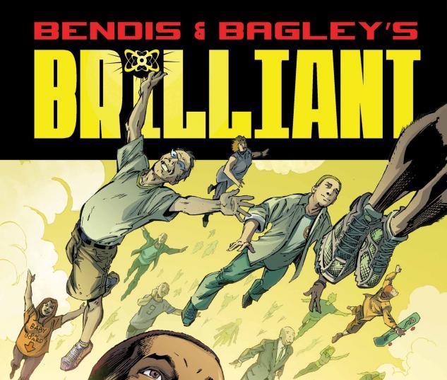 Brilliant #7 Cover