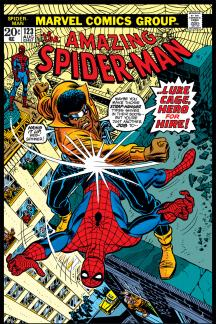 Amazing Spider-Man (1963) #123 Cover