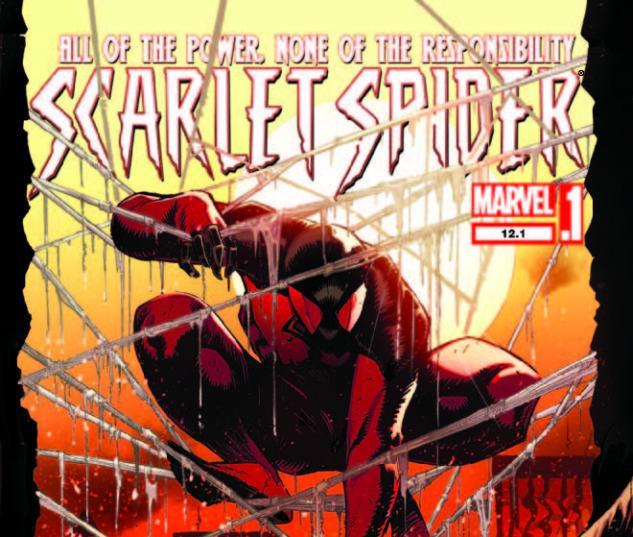 SCARLET SPIDER 12.1