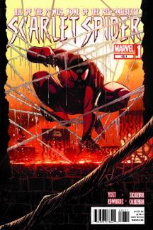 Scarlet Spider (2012) #12.1